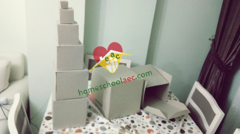 buildings cubes for todders