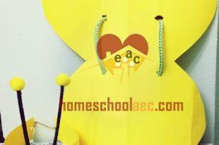 Bee Craft Preschool Archives Homeschool Craft And Art