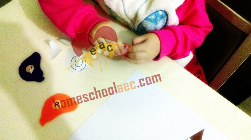 name recognition activity for toddlers