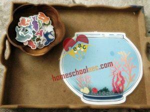 aquarium kids activity