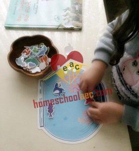 kids aquarium craf activity
