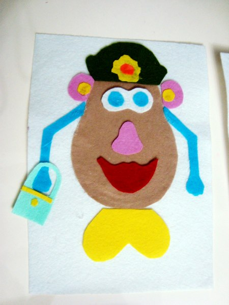 felt activity books for toddlers