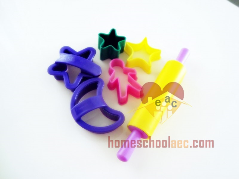 make your own playdough