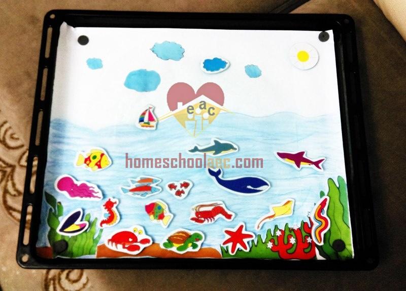 under the sea theme ocean craft