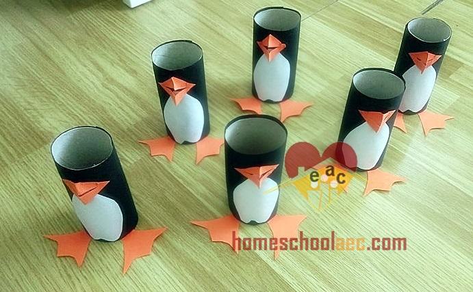 craft ideas for kids winter