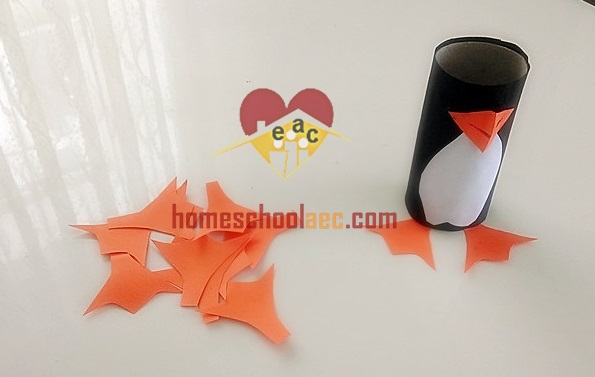 penguin craft ideas