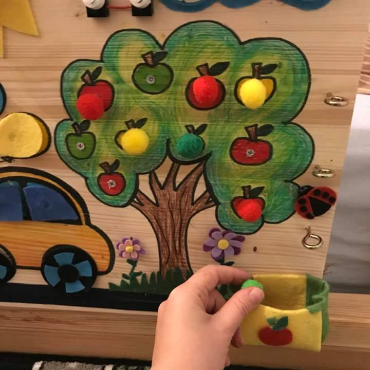 activity board for kids