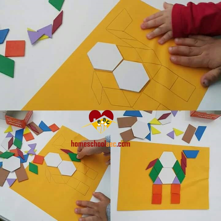pattern block puzzles for kids