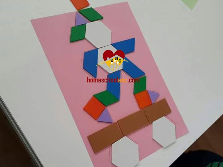 pattern block puzzles for children