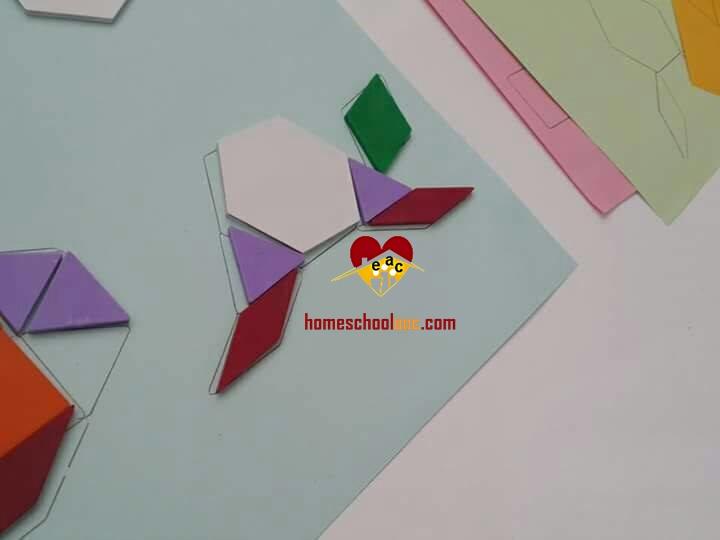 pattern block puzzles for preschool