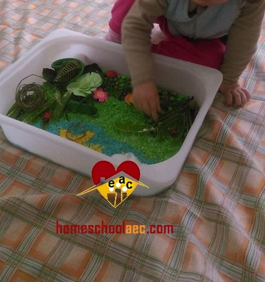 baby sensory activities