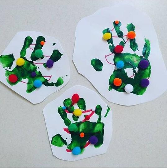 christmas craft and art ideas
