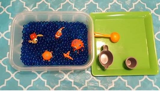 toddlers sensory activities