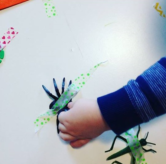 at home fine motor skills
