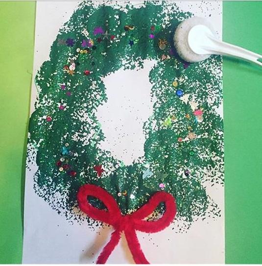 christmas art and craft