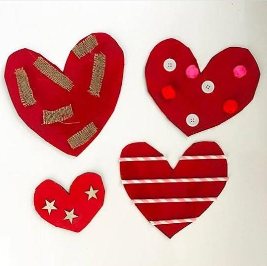 heart sensory activities