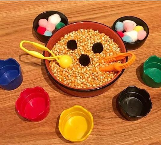 kids sensory activities