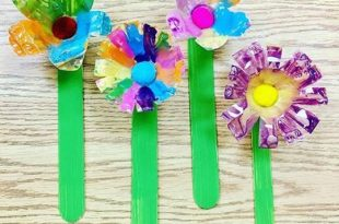Toddlers Flower Craft Ideas Archives Homeschool Craft And Art