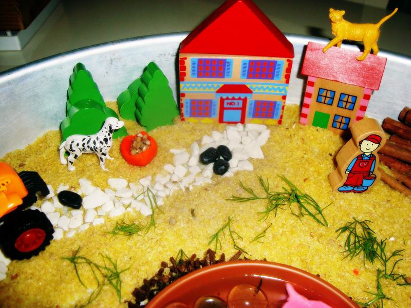 montessori education sensory play for kids