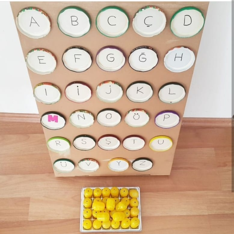 letter alphabet games