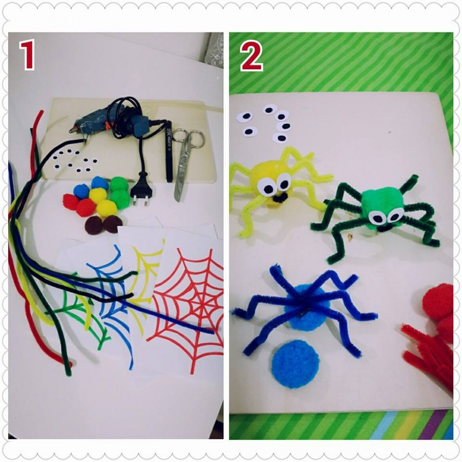 spider color matching